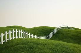 The Symbol Of The White Picket Fence