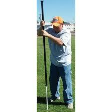 Flex Post Driver Tool 02849 Baseball Fence Topper