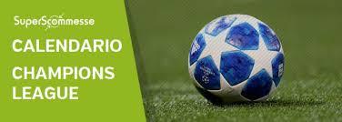 Calendario Champions League 2020: date e orari degli ottavi di ...