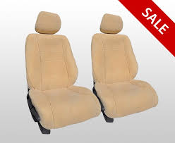 sheepskin seat covers made for