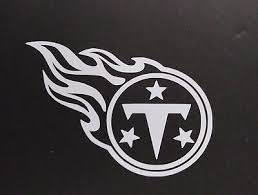 Tennessee Titans Window Bumper Decal 5x3 Sports Mem Cards Fan Shop Football Nfl Romeinformation It