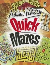 Adrian Fisher's Quick Mazes, Dover Children's Activity Books by Adrian  Fisher | 9780486482415 | Booktopia