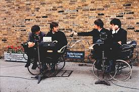 Richard Lester on his first day filming the Beatles | Photography | Agenda  | Phaidon