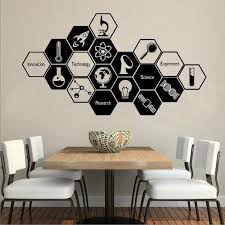 Vinyl Wall Stickers School Classroom Wall Decals Student Study Room Window Sticker Creative Chemistry Poster Art Decoration Stickers For Walls Decoration Wall Stickers From Joystickers 11 75 Dhgate Com