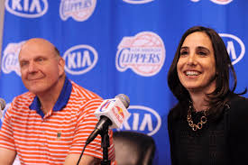 Gillian Zucker: LA Clippers' Slam Dunk | CSQ Magazine