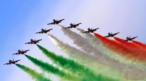 indian air force with flag wallpapers