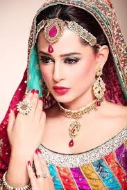 bridal makeover by makeup artist