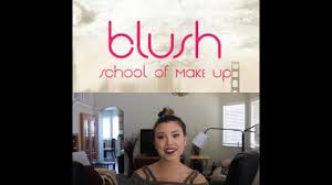 blush of makeup in san francisco