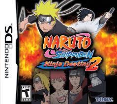 Amazon.com: NARUTO Shippuden: Ninja Destiny 2 - Nintendo DS: Video ...