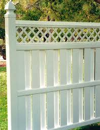 Vinyl Picket Fence Pricingfencing Fence Design Backyard Fences Privacy Fence Designs