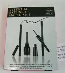 eyeliner makeup kit 4 pc set gel liquid
