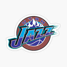 Utah Jazz Stickers Redbubble