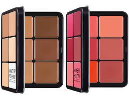 ultra hd foundation blush palettes