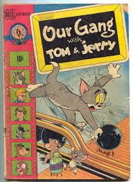 Amazon.com: Our Gang Comics #52 1948- Tom & Jerry- Golden Age G/VG ...