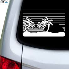 Seashell Decal For Car Window Stickany