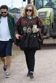 Adele – Day 1 of the Glastonbury Festival in Glastonbury   GotCeleb