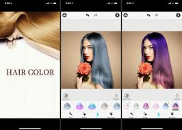 change your hair color apps for 2020