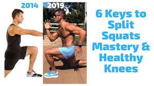 split squats bj gaddour mens health