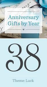 38 year anniversary gift home