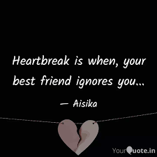 heartbreak is when your quotes writings by aisika basu
