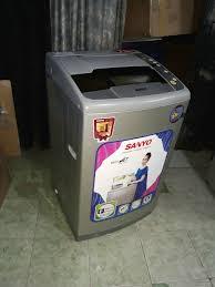 Máy giặt Sanyo 7,5kg giặt tự động. - TP.Hồ Chí Minh - Five.vn