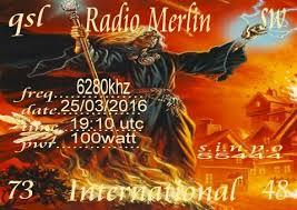 Resultado de imagen para Radio Merlín International