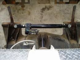 homemade skidsteer power attachment