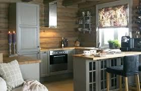 kitchen rustic cabin kitchens best