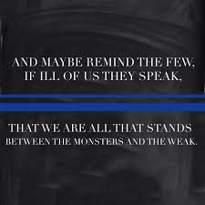thin blue line wallpapers top free