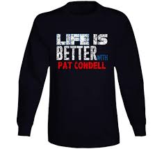 Life is Better with Pat Condell Comedian Comedy Worn Look Cool Fan ...
