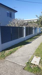 Louver Fence And Gates Archives Eco Awnings