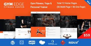 gym edge v3 5 gym fitness wordpress theme