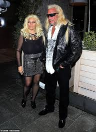 Dog the Bounty Hunter steps out with wife Beth Chapman in Beverly Hills  amid her cancer battle | Daily Mail Online