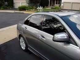 mirror like car window tinting