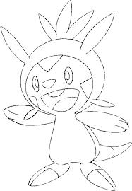 Kleurplaten Pokemon Chespin Kleurplaten Pokemon