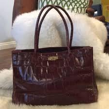 vintage uk brand joop large tote bag
