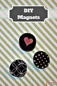 diy magnets fun craft kat balog
