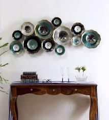 multicolor iron metal wall art zara