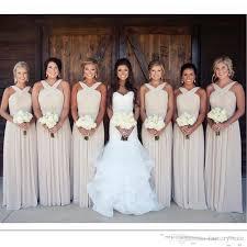 new design chiffon bridesmaid dresses a