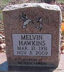HAWKINS, MELVIN - Conway County, Arkansas | MELVIN HAWKINS - Arkansas  Gravestone Photos