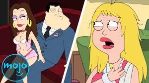 Top 10 Reasons Francine Smith Should Divorce Stan - YouTube