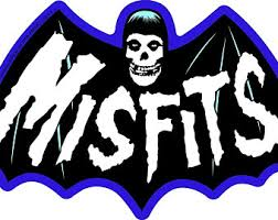 Misfits Sticker Etsy