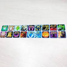World Of Warcraft Buff Icon Car Sticker World Of Warcraft Online Game Totem Sticker Window Sticker