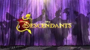 disney descendants logo s