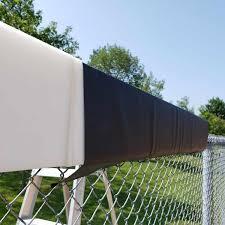 Fence Rail Padding Apple Athletic