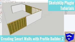 Profile Builder Tutorials The Sketchup Essentials