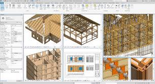 wood framing extension for revit lt