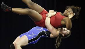 Road for female wrestlers is often filled with prejudice and  misunderstanding - Los Angeles Times