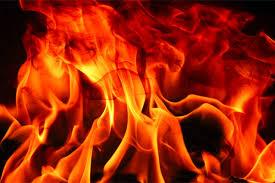 Fogo atinge galpão no interior de Irani | Rádio Aliança 750khz