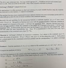 solved needing some calculus 3 help i